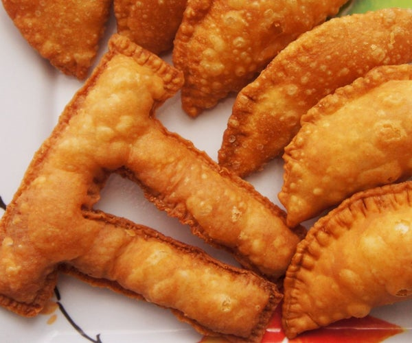 Sweet Coconut Fried Pies