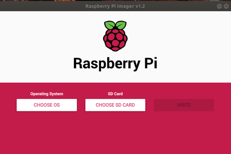 Install Raspberry Pi OS