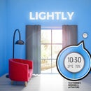 Lightly; Smarter Lighting