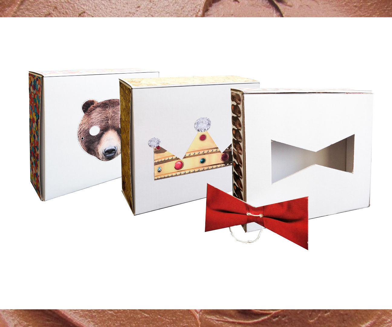 The Special Cake Box (Cardboard Box Transformation)