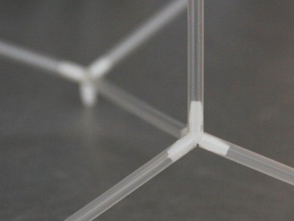 3D Printed Straw Connectors V3