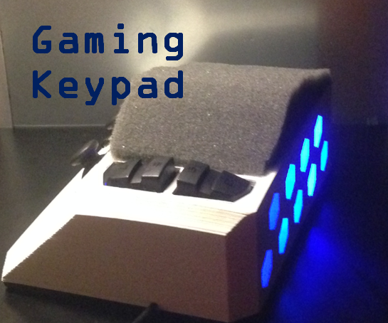 How to Build a Gaming Keypad