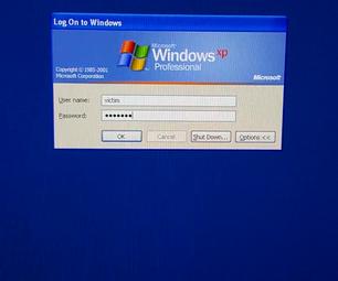 Windows XP Sign On/off Prank