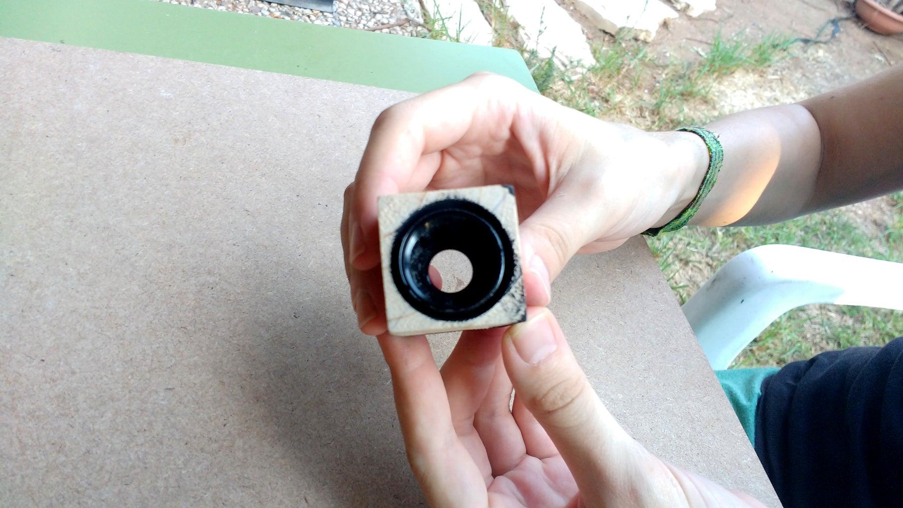Placing the Bulb Socket