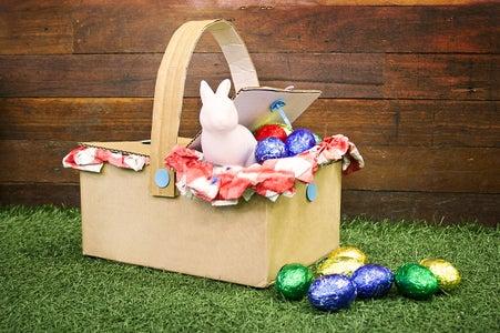 Easter or Picnic Basket
