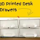 3D Printed Modular Desk Organisers