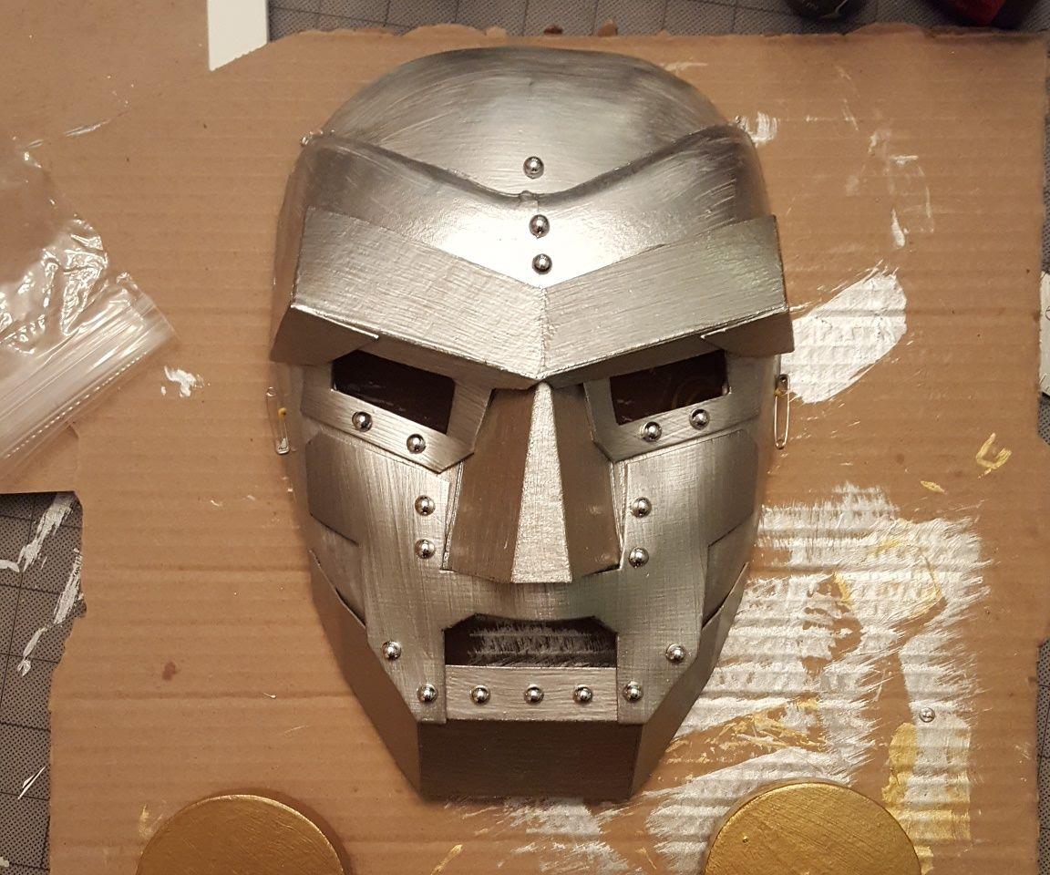 Doctor Doom Mask