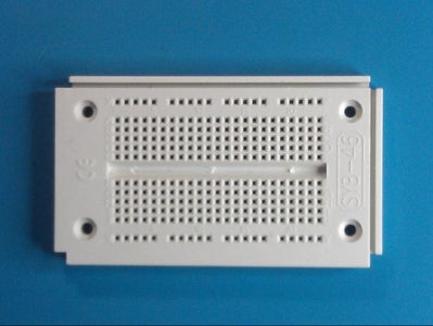 FRIENDLY BREADBOARD FOR ESP8266, DUAL ROW CONNECTORS, ETC.