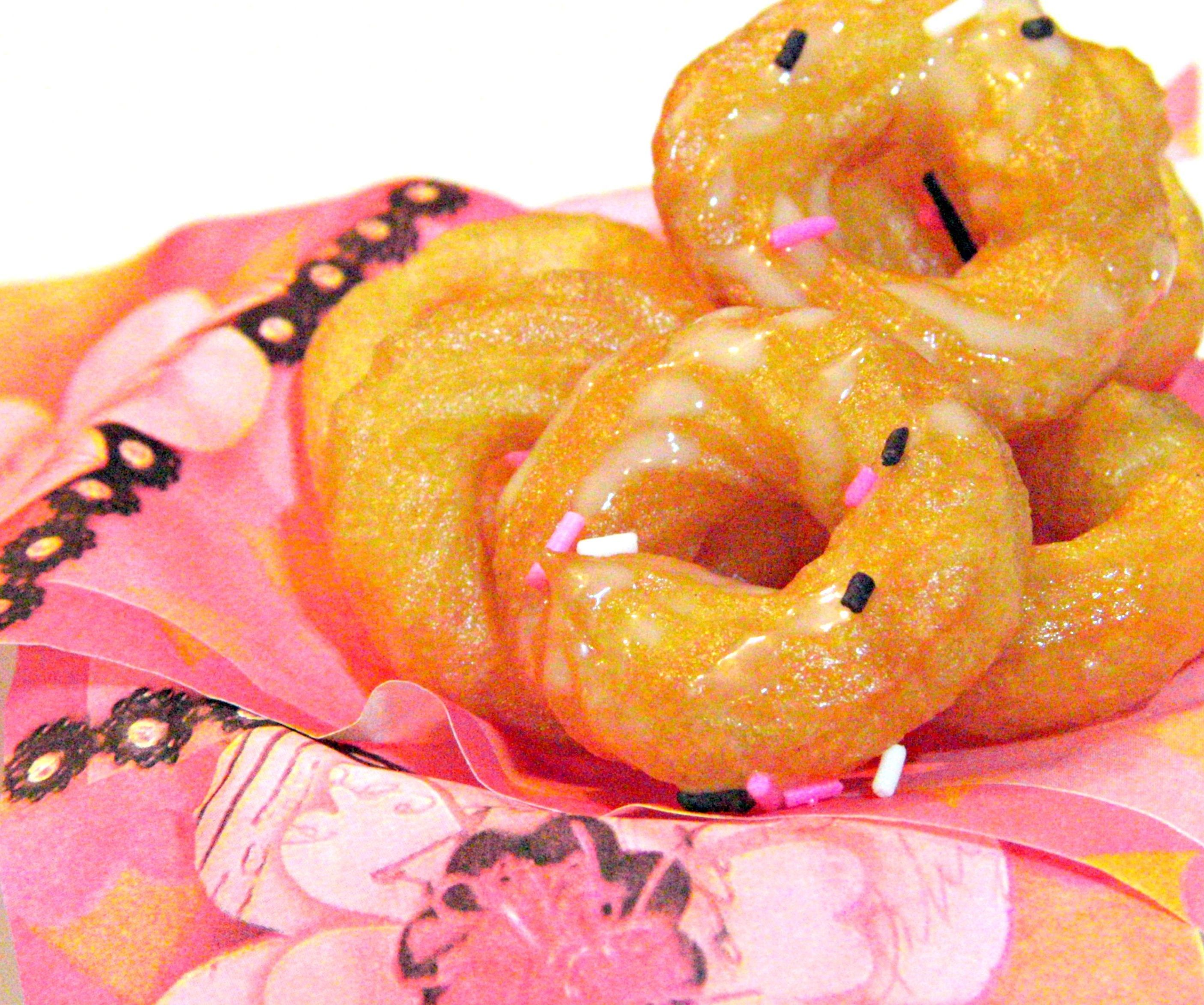 How to Make Mini French Crullers