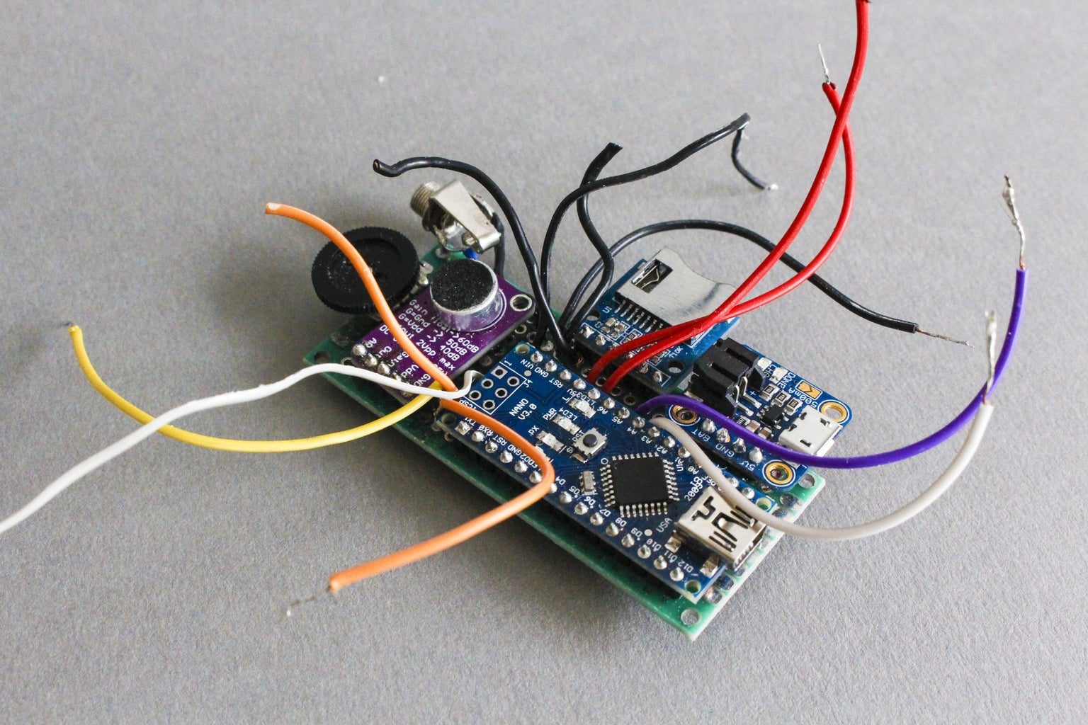 Wiring (and Soldering)