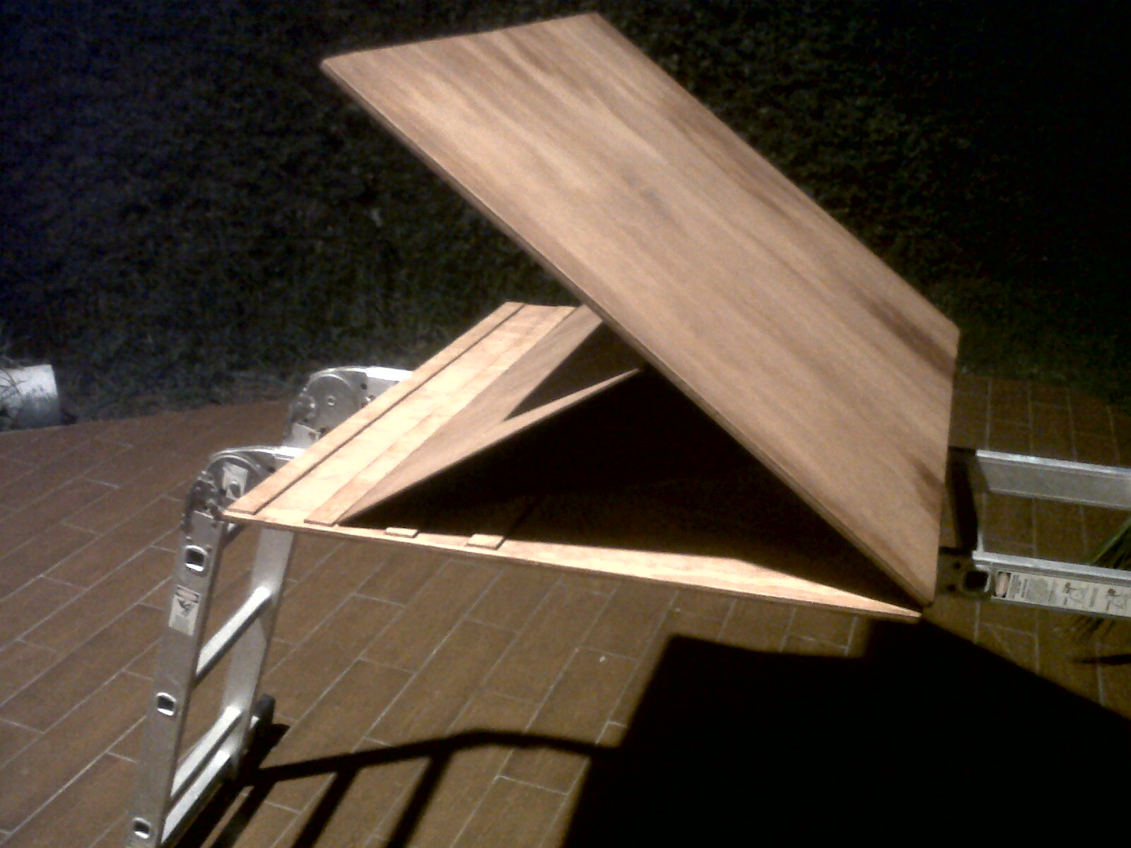 The Poor Man S Adjustable Bed Device 7 Steps With Pictures Instructables