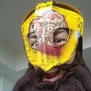 Super Simple Cereal Box Viking Helmet