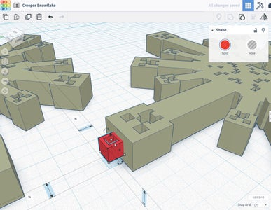 TinkerCAD and Print