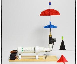 Straw Rocket Launcher - V 1.1