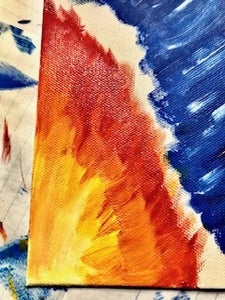 Paint the Half-Hot
