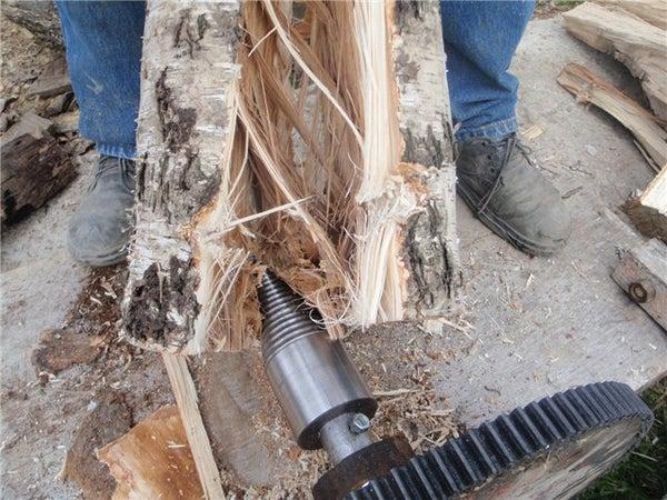 Unicorn Log Splitter