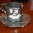 Duck Tape Teacup