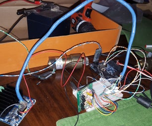 Basic Tank-drive Robot Control Over Bluetooth Using Mbed With the Freescale K64F