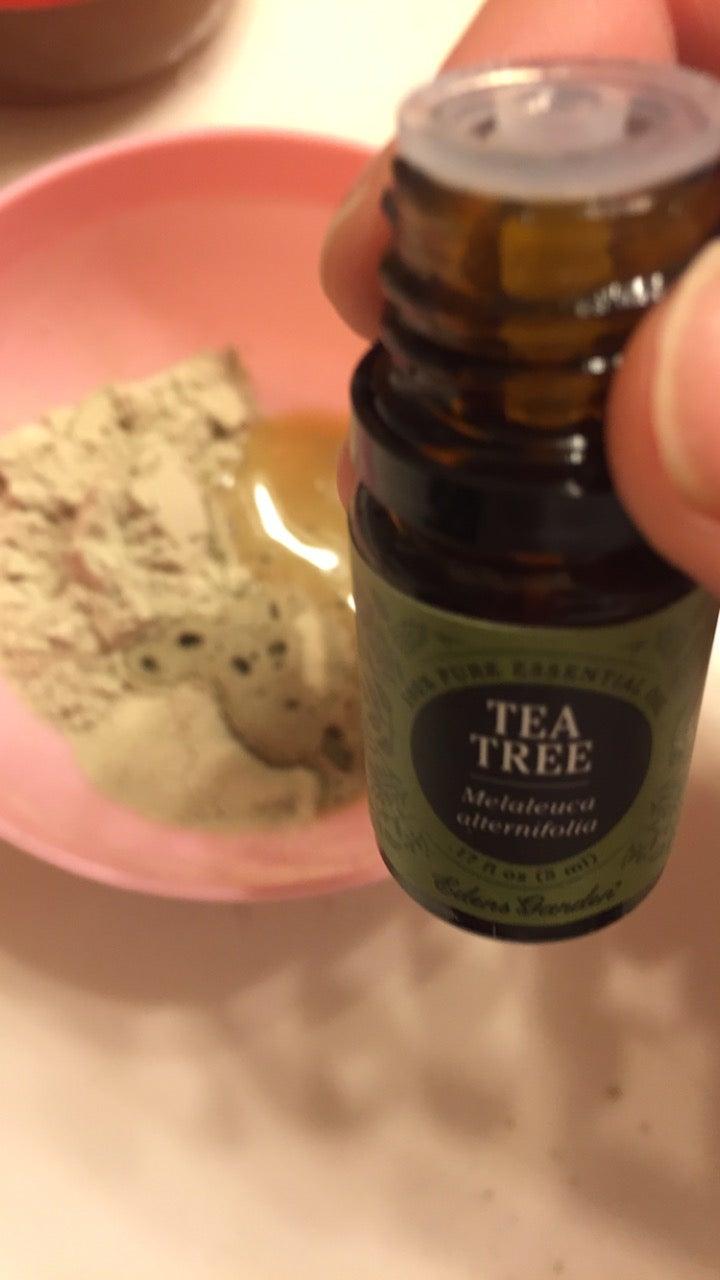 Add an Essential Oil (optional)