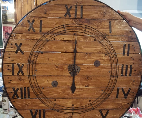 Pallet of Time