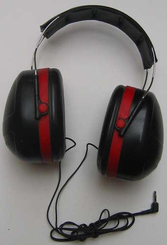Jackhammer Headphones