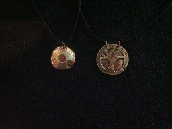 Triskel Necklace Project