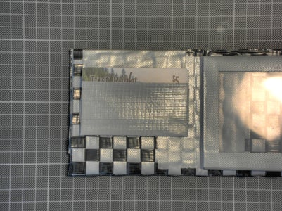 Attaching Further Credit Card Slots