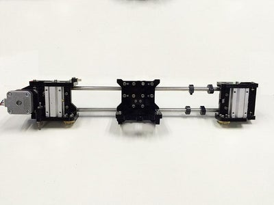 Assemble the The X Axis Together and Add the Belt