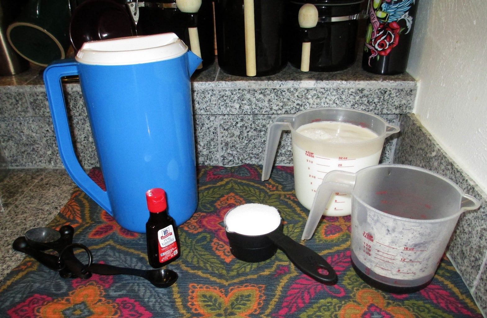 Mix and Stir