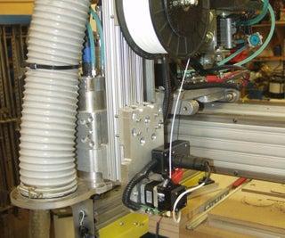CNC to 3D Printer Conversion