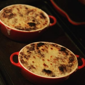 French Onion Soup (vegetarian)