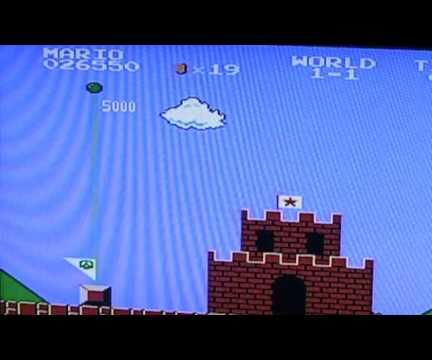 How to Beat Super Mario Bros. NES World 1 in 3 Minutes