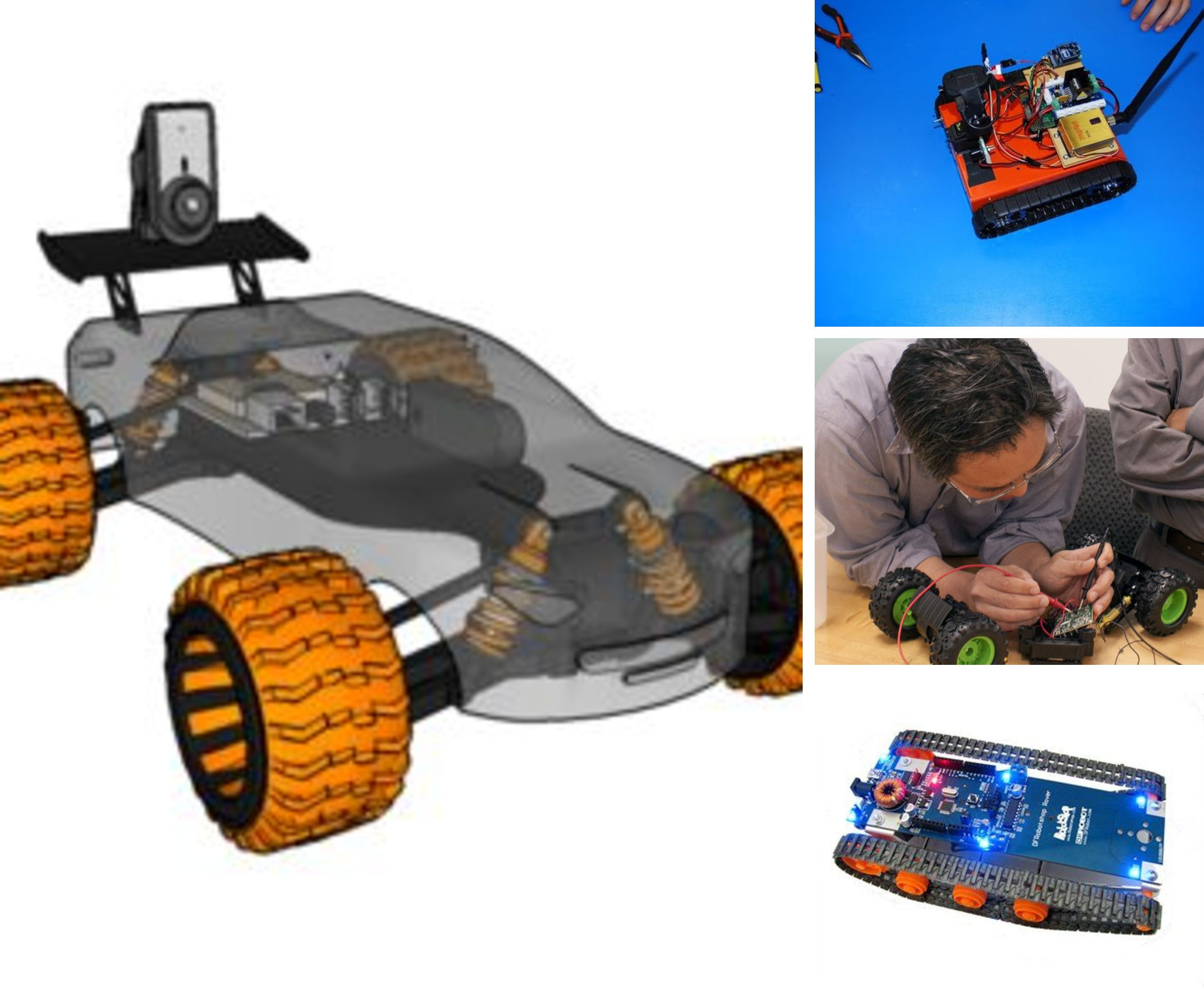 DIY Rovers 2