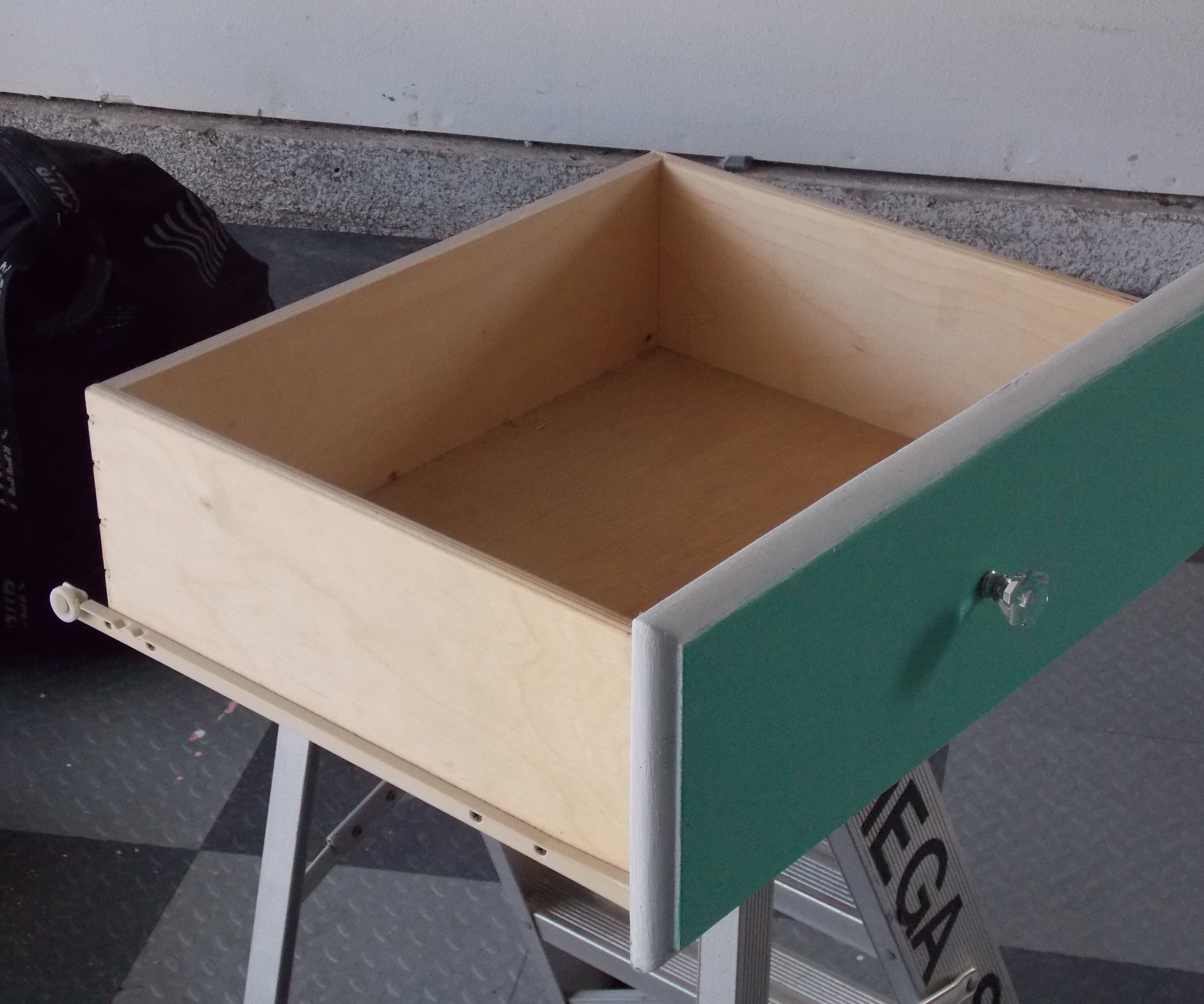 Turn Drawers Into Shelving (Easy)