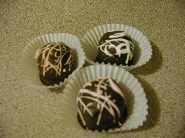 Coconut Cream Truffles