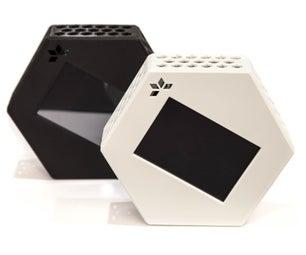 HestiaPi Smart Thermostat FR4 Case