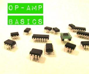 Op-amp Basics (part 1)
