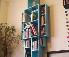 Gentle Giant Bookcase