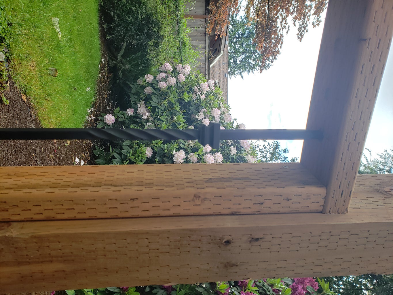 Archway Decorative Install Base Part 7