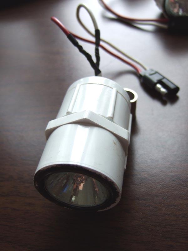 MR11 12V Halogen Bicycle Light