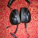 Hearing Protection w/Tunes: Earmuff Modification