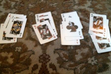 Flip Cards Over