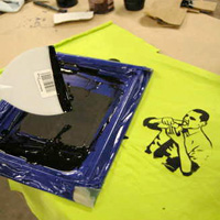 Screen Printing for Under $10