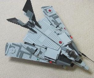 Lego F-117 Nighthawk Stealth Bomber