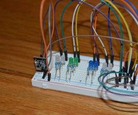 Arduino Scoreboard Lights