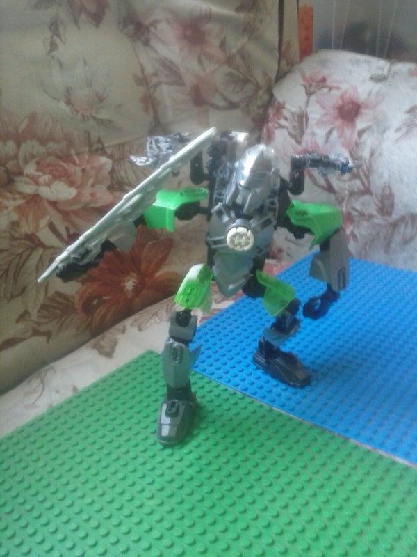 Herofactory Bioformor Dragoss