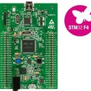 Servo Motor Control With STM32F4 ARM MCU