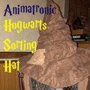 Hogwarts Sorting Hat Animatronic - Harry Potter Party Decorations
