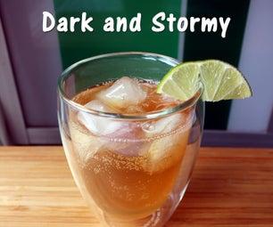 黑暗和暴风雨的鸡尾酒