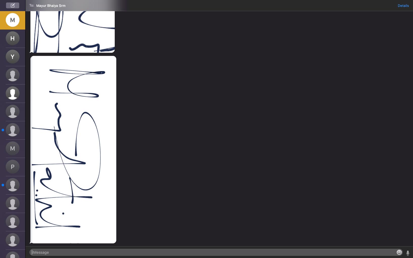 Step 4:Get Your Friend's Digital Signature